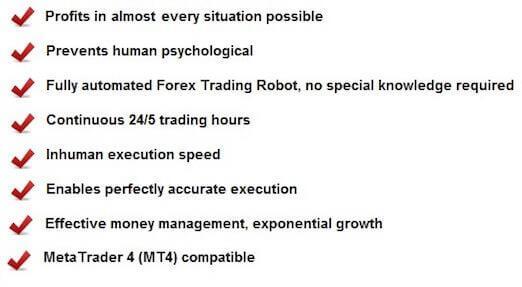 Double FX Robot Advantages