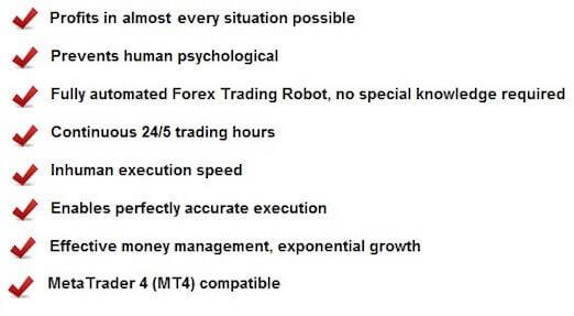 Double FX Robot Advantages
