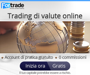 Fortrade Trading di valute online