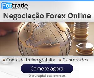 Fortrade Invista em Forex online